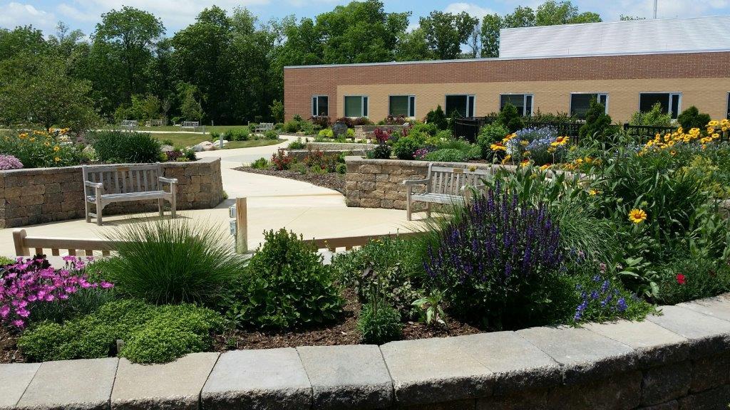 Healing Garden Tribute
